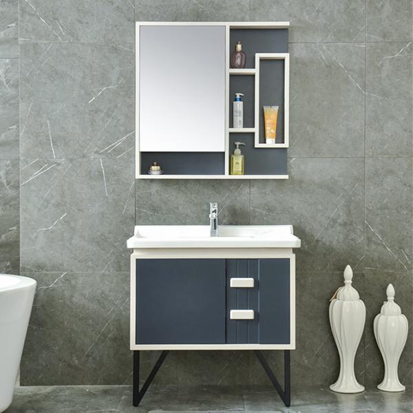 pvc现代浴室柜,洗面台,洗漱盆AM2511-1