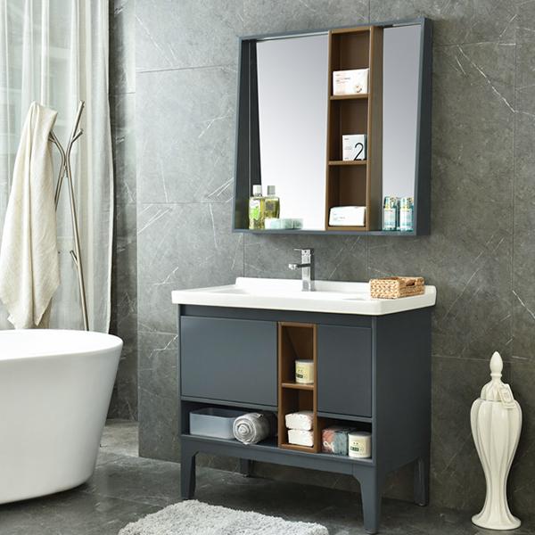 pvc现代浴室柜,洗面台,洗漱盆AM2504