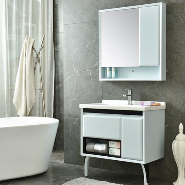 pvc现代浴室柜,洗面台,洗漱盆AM2503
