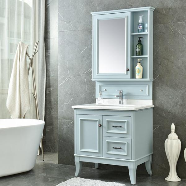 pvc现代浴室柜,洗面台,洗漱盆AM2508-1