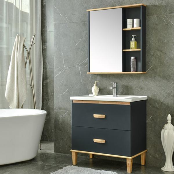 pvc现代浴室柜,洗面台,洗漱盆AM2501