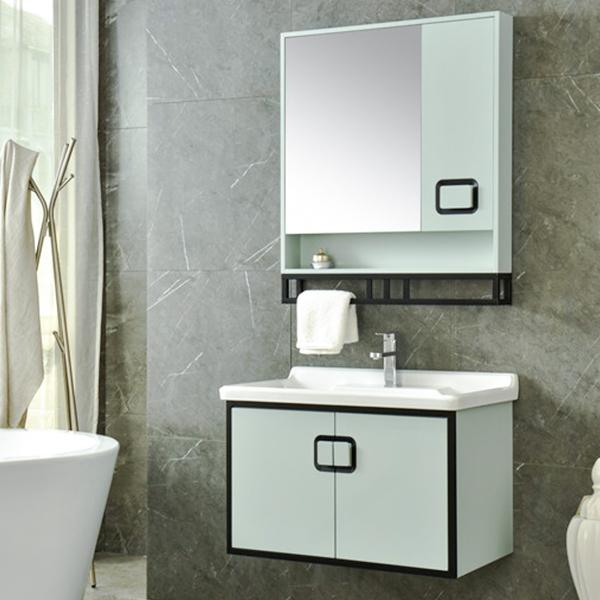 pvc现代浴室柜,洗面台,洗漱盆AM2500