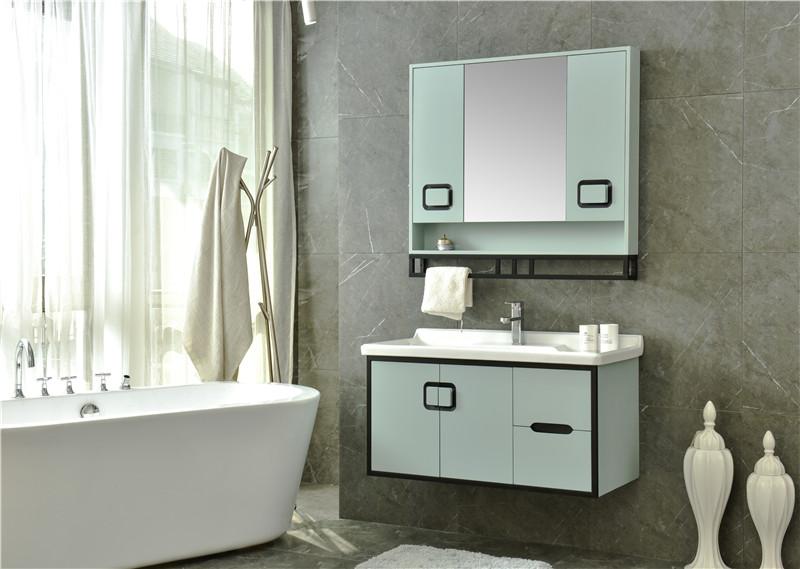 pvc现代浴室柜,洗面台,洗漱盆AM2500-1