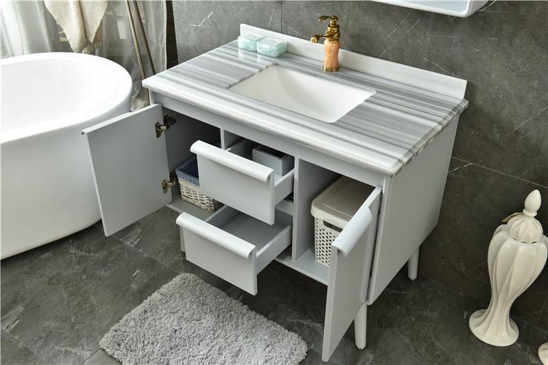 卫生间浴室柜的保养和维护